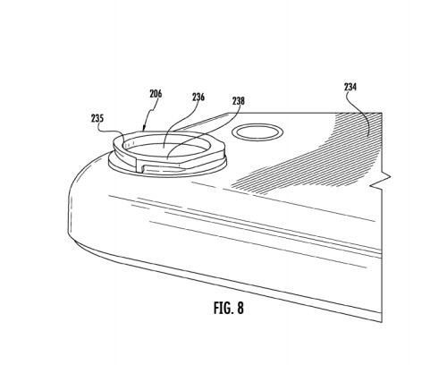 Apple patent for possible dual-lens system on next iPhone