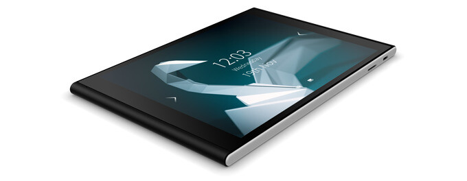 Jolla Tablet running Sailfish 2.0 seeks crowdfunding