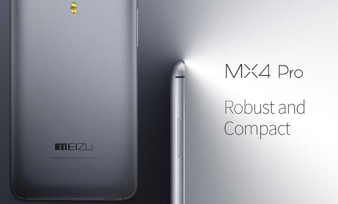 Meizu MX4 Pro is here - Quad HD, 20nm Exynos SoC, 20.7MP camera, and complex fingerprint sensor on board