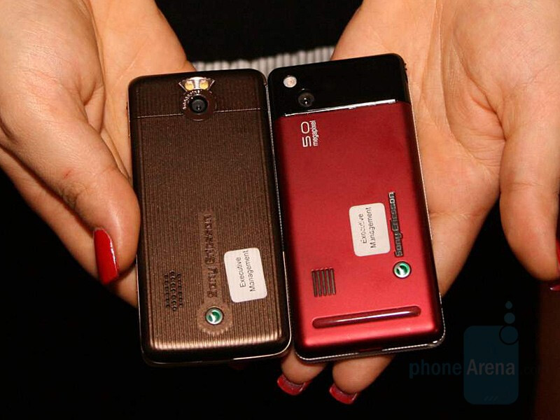 G700 and G900 - Sony Ericsson announces new G Series
