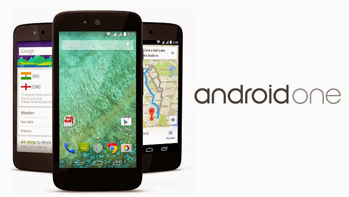 Report: Android One devices to get Lollipop as soon as next month