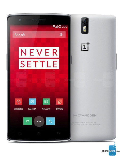 OnePlus One - 7 hours and 38 minutes