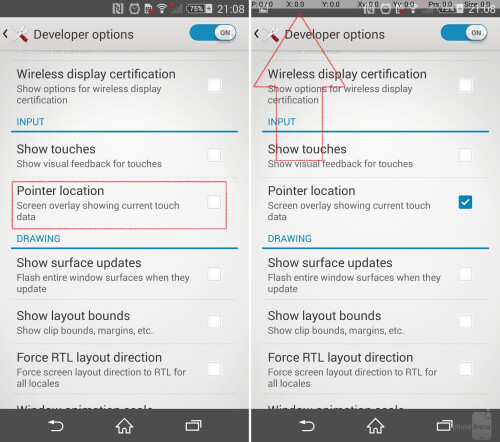 How to test the touchscreen on your Android phone - PhoneArena