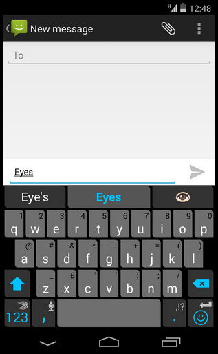 SwiftKey for Android has received an update - Update to SwiftKey for Android improves keyboard's speed and performance