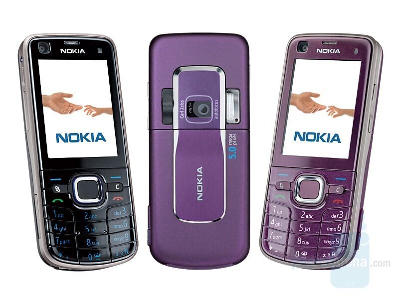 6220 classic - Nokia announces 5-megapixel 6220 Classic and 6210 Navigator