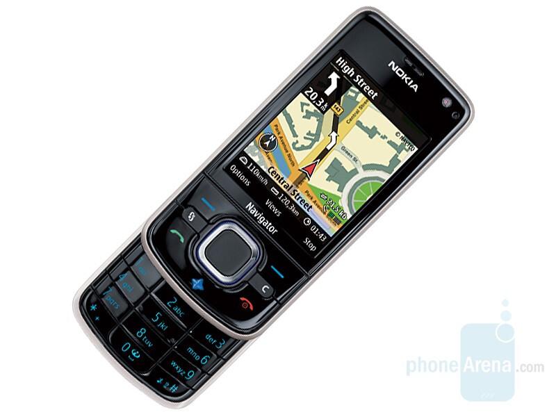 6210 Navigator - Nokia announces 5-megapixel 6220 Classic and 6210 Navigator