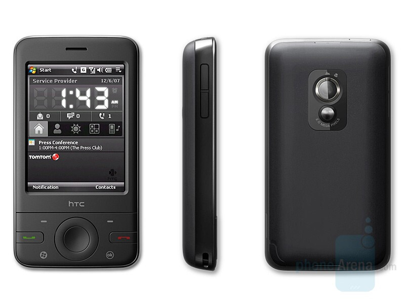 P3470 - HTC announces the GPS phones P3470 and X7510