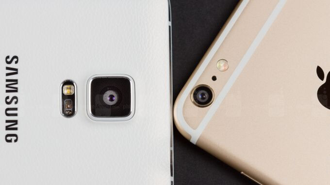 Note 4 vs iPhone 6 Plus: Optical Image Stabilization comparison
