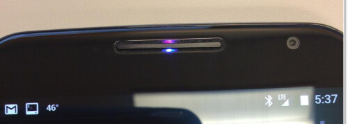 Surprise! The Nexus 6 has a hidden LED notification light