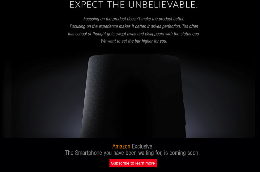 The OnePlus One will apparently be an Amazon exclusive in India - OnePlus One teased in India as an Amazon exclusive