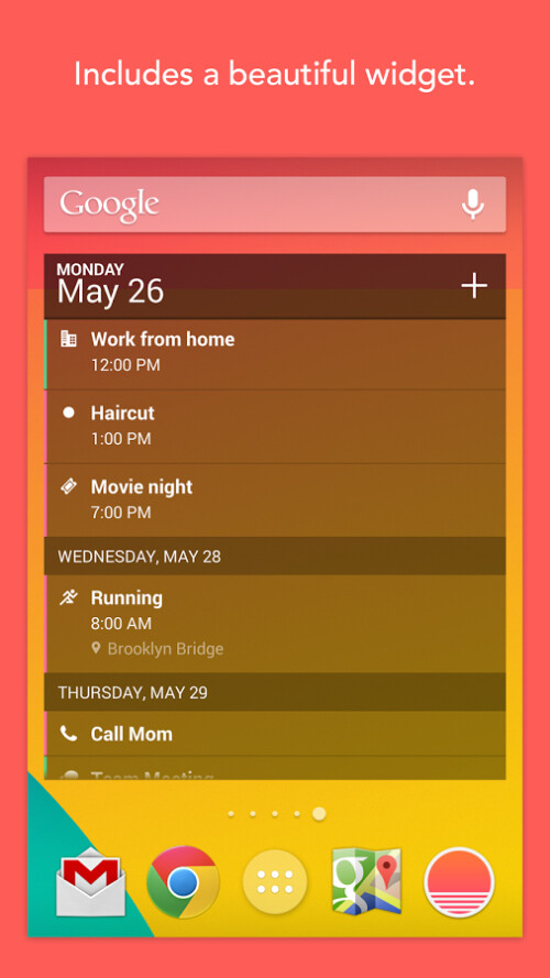 Best Android and iPhone calendar apps and widgets (2015 edition)