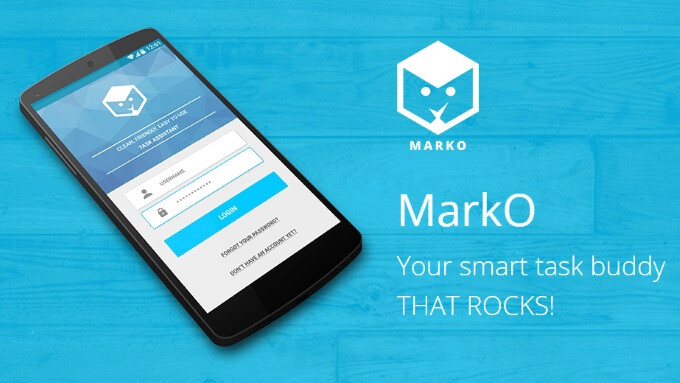 MarkO is a witty personal assistant that lets you and your friends collaborate on tasks