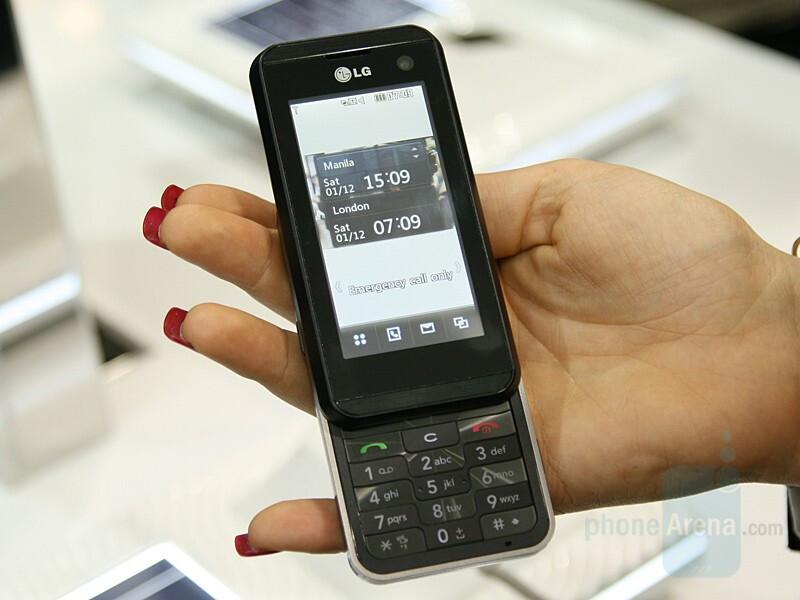KF700 - LG announced two new sliders