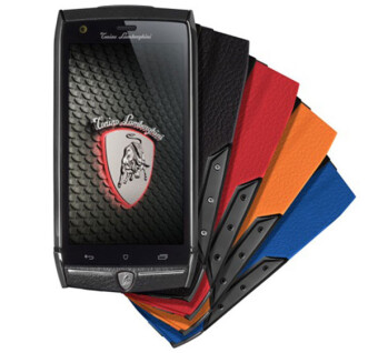 The Tonino Lamborghini 88 Tauri is a beastly phone with two active LTE SIM cards aboard