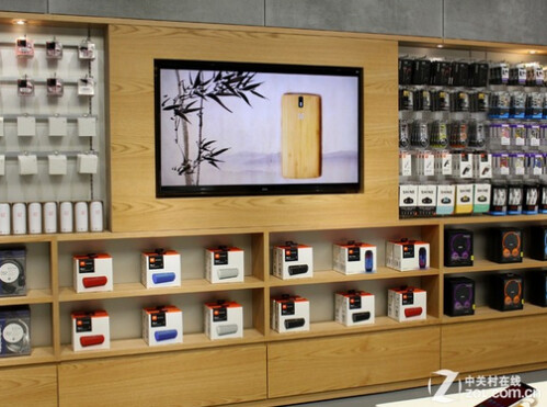 OnePlus opens a store in Beijing