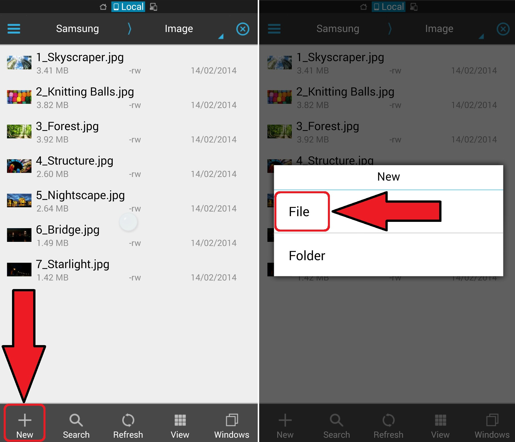 Here S How To Hide A Folder And Prevent The Gallery App