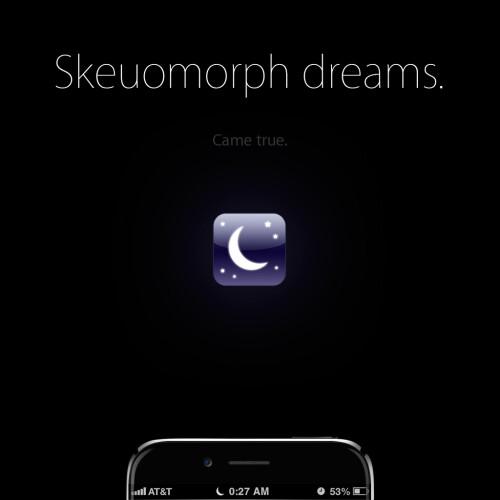 Apple iPhone 6s concept