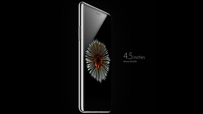 Apple iPhone 6s concept - Apple iPhone 6s concept draws inspiration from the exquisite Apple Watch Edition