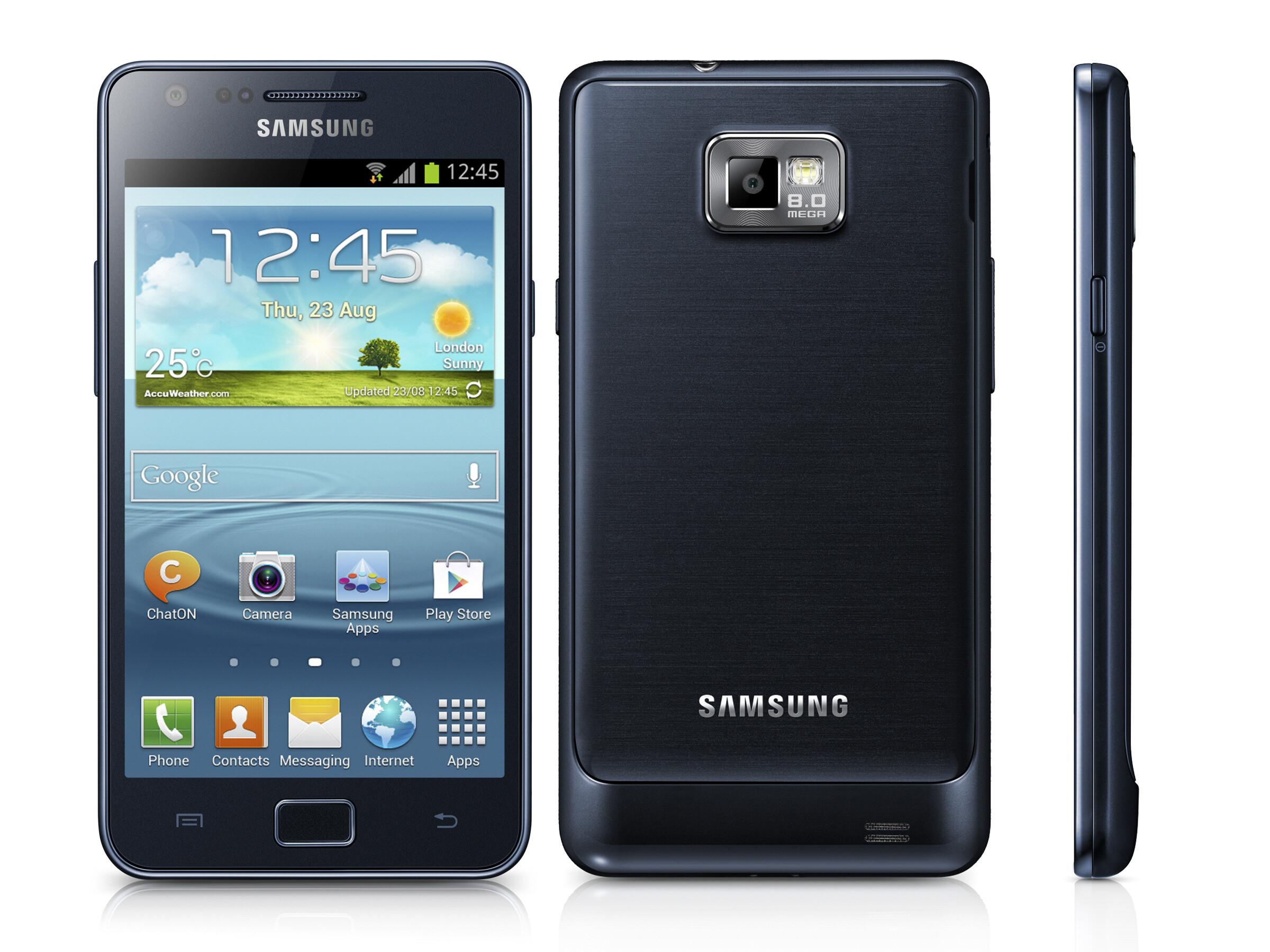 Galaxy S II (2011)