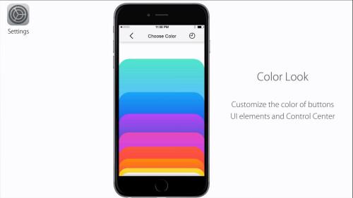Color Look