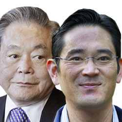 Like father, like son. - Tough times - Samsung planning extensive personnel changes and executive position cuts