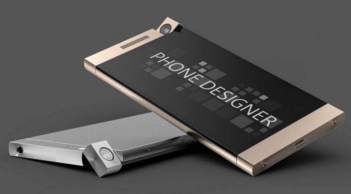 This Spinner Windows Phone Concept Handset Proposes A