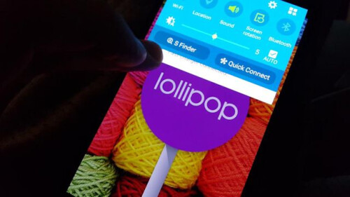 Samsung Galaxy Note 4 with Android 5.0 Lollipop with refreshed TouchWiz Nature UX 3.0