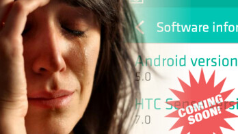 Google once again delays the Android 5.0 Lollipop updates for the HTC One (M8) and (M7) Google Play editions