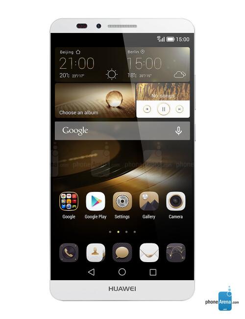 Huawei Ascend Mate7, 2.8 seconds