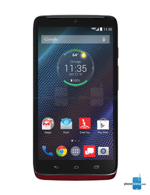 Motorola DROID Turbo, 2.8 seconds