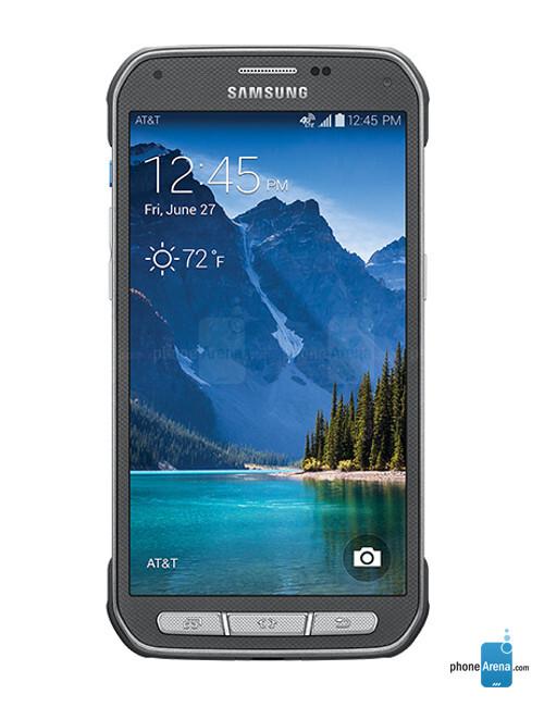 Samsung Galaxy S5 Active, 3.13 seconds
