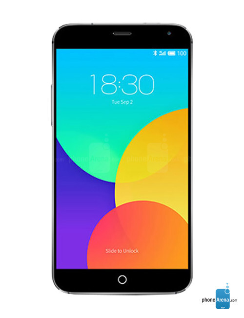 Meizu MX4, 3.2 seconds