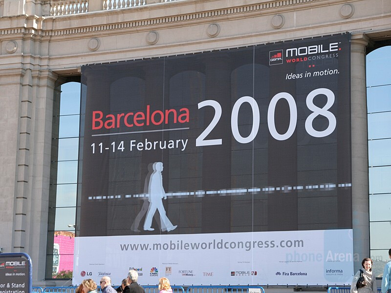 The MWC 2008 - Live Report
