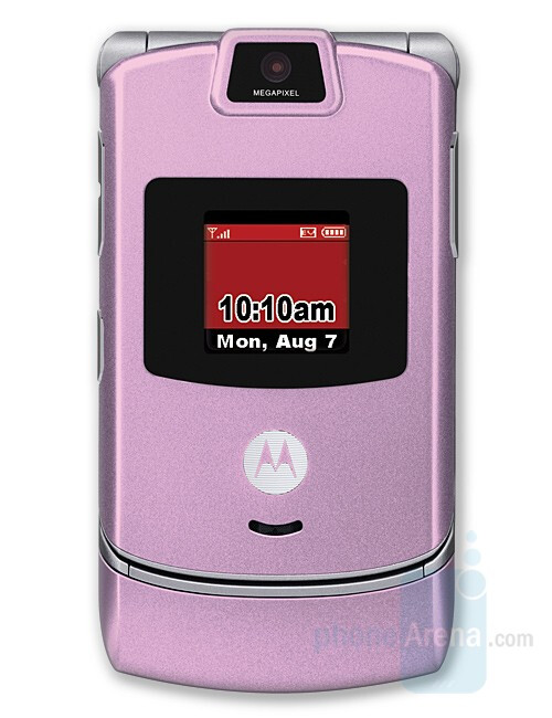 Motorola Razr V3 Flip Phone Manual