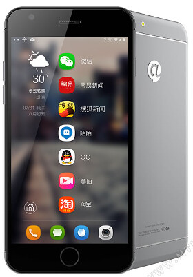 This brazen, yet almost-perfect Apple iPhone 6 clone comes with a 64-bit SoC, 3GB of RAM; costs just $243
