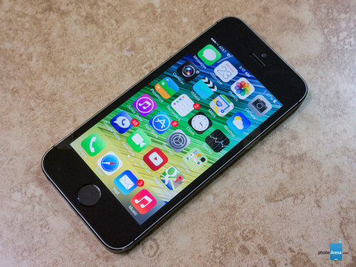 iPhone 5s certified like-new