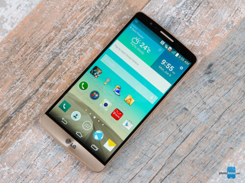LG G3 certified like-new