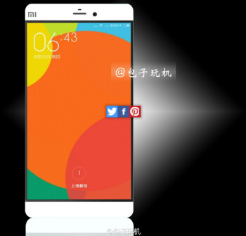 Is this the Xiaomi Mi5 that is rumored to be getting unveiled next month in Las Vegas