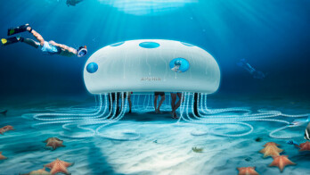 Sony's underwater Aquatech store opens... door? Is far less impressive in reality