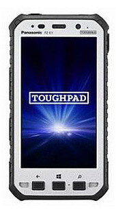 Manly men, rejoice! The ultra-rugged Panasonic Toughpad FZ-E1 tablet might be US-bound