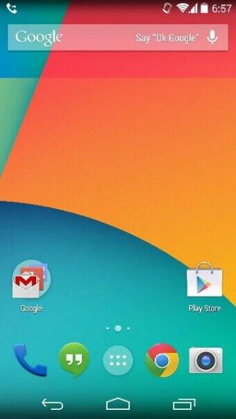 CyanogenMod 11&12 screenshots