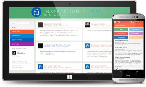 InsertCoin screenshots