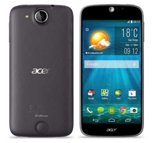 Liquid Jade S is Acer's first 64-bit smartphone