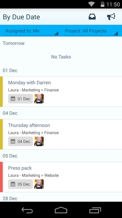 New DropTask to-do app for Android makes planning a visual feast