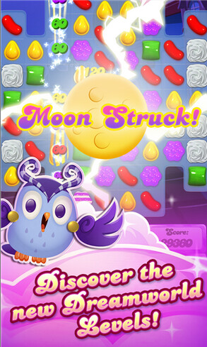 Candy Crush Saga now available for Windows Phone handsets