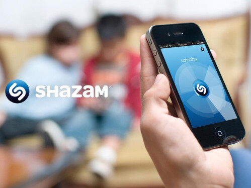 Sense Audio music detection with Shazam support