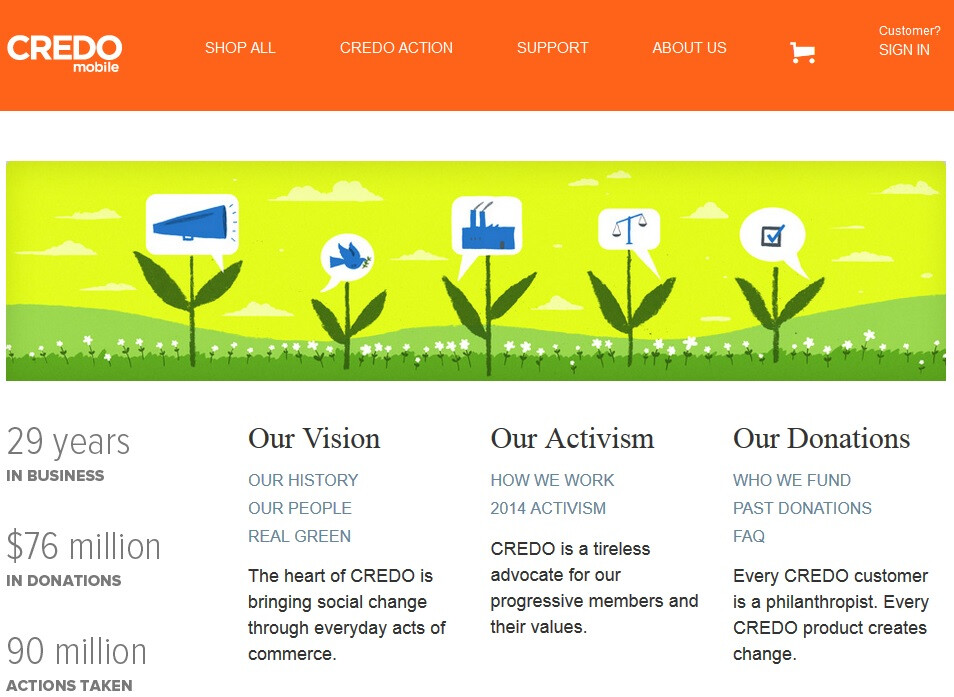 credo mobile review   driverlayer search engine