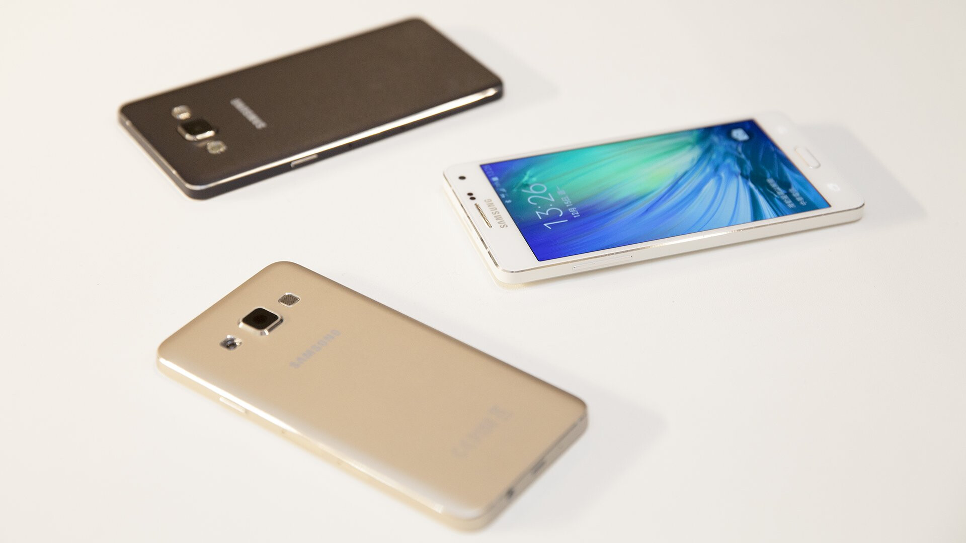 how to set up a new a5 samsung phone