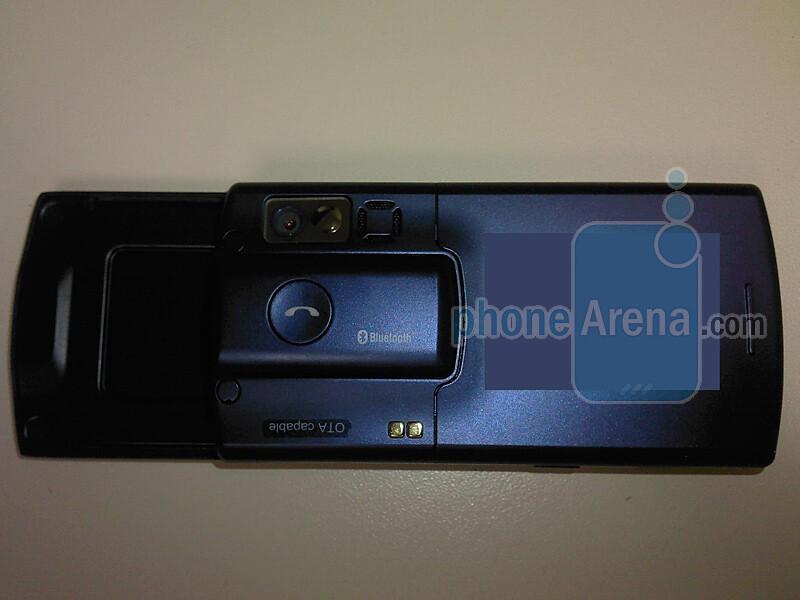 LG VX8610 - Updated: LG VX9100 and VX8610 coming to Verizon