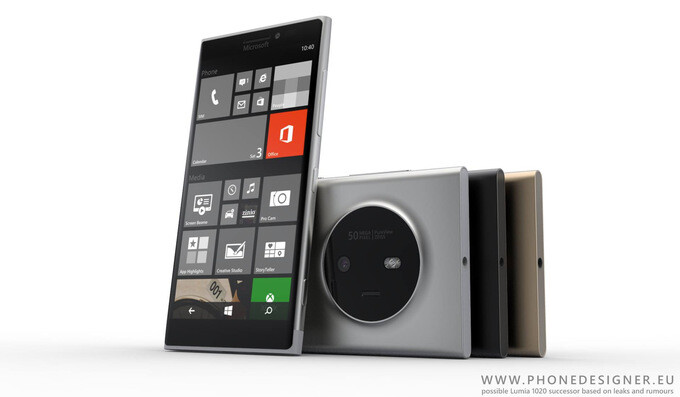 Nokia Lumia 1030 (aka McLaren) rumor round-up: specs, features, release date, and all we know so far